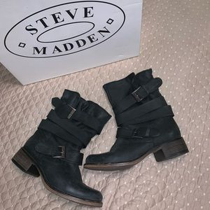 Steve Madden Brewzer boots